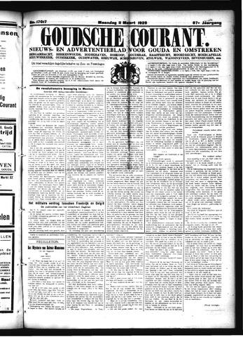 Goudsche Courant 1929-03-11