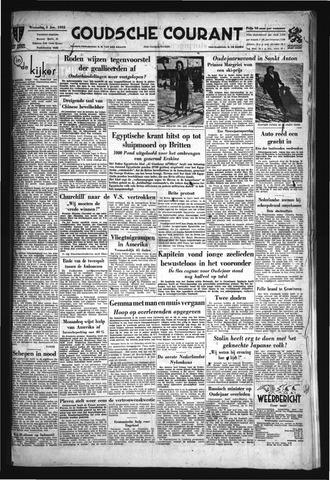 Goudsche Courant 1952-01-02