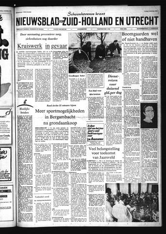 Schoonhovensche Courant 1972-11-03