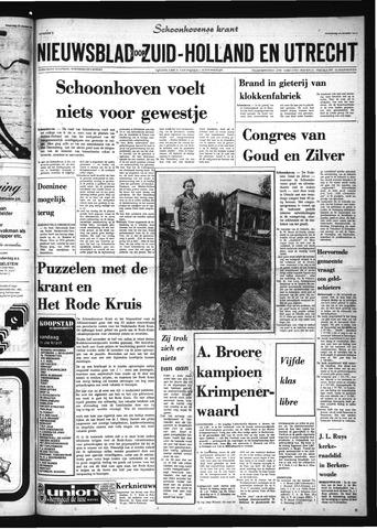 Schoonhovensche Courant 1973-10-24