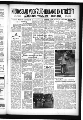 Schoonhovensche Courant 1953-07-24