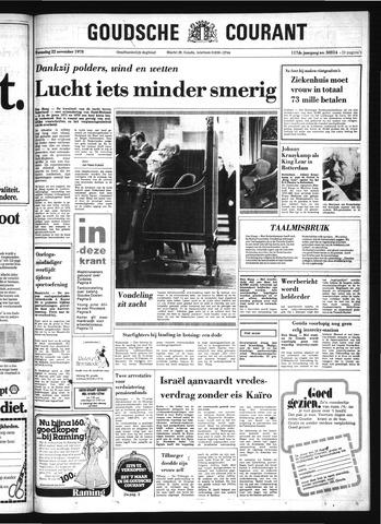 Goudsche Courant 1978-11-22
