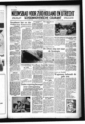 Schoonhovensche Courant 1956-07-23