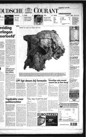 Goudsche Courant 2002-07-11