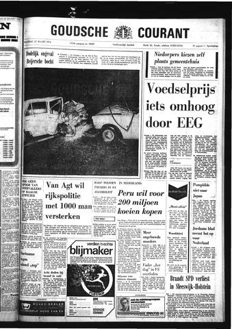 Goudsche Courant 1974-03-25