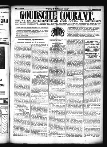 Goudsche Courant 1932-02-05