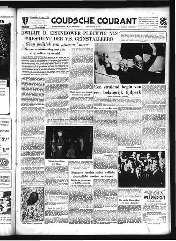 Goudsche Courant 1953-01-21