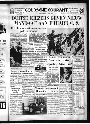 Goudsche Courant 1965-09-20