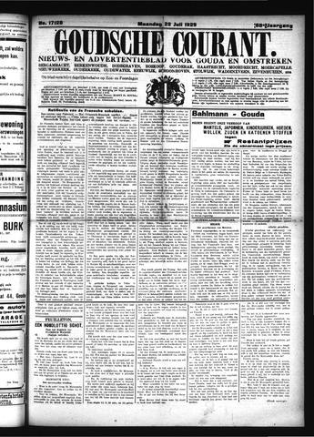 Goudsche Courant 1929-07-22