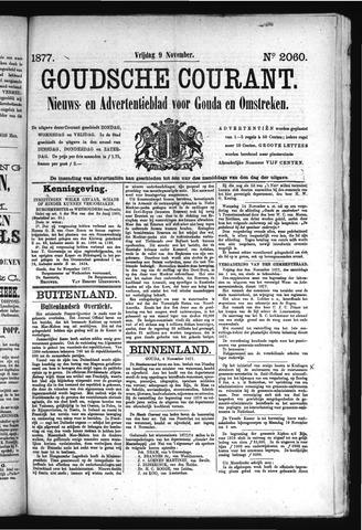 Goudsche Courant 1877-11-09