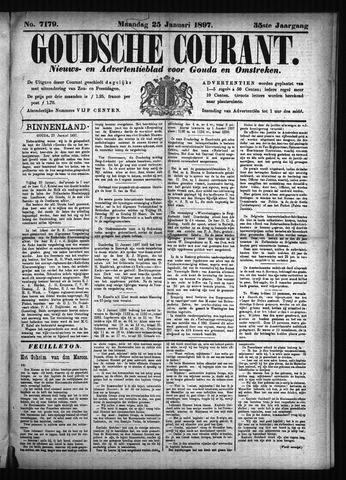 Goudsche Courant 1897-01-25