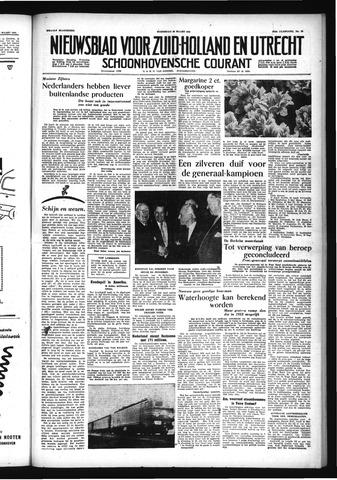 Schoonhovensche Courant 1955-03-30