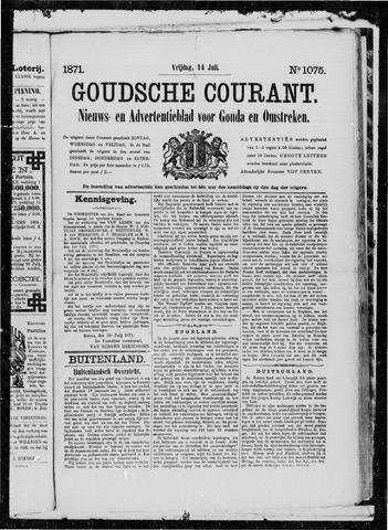 Goudsche Courant 1871-07-14