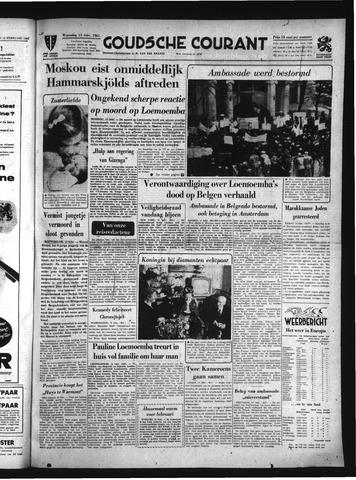 Goudsche Courant 1961-02-15
