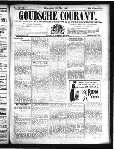 Goudsche Courant 1913-05-28