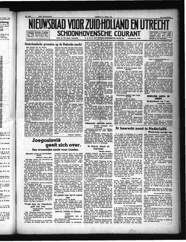 Schoonhovensche Courant 1941-04-18