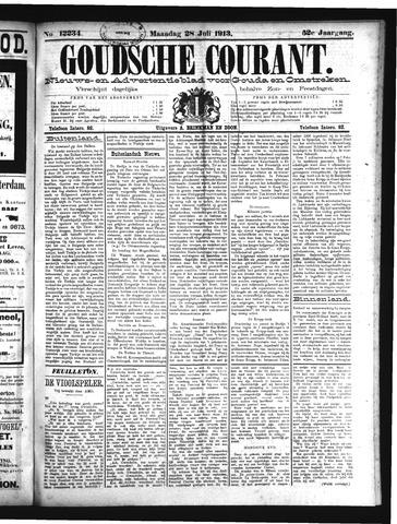 Goudsche Courant 1913-07-28