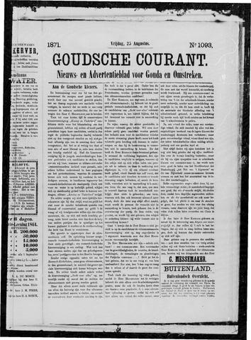 Goudsche Courant 1871-08-25