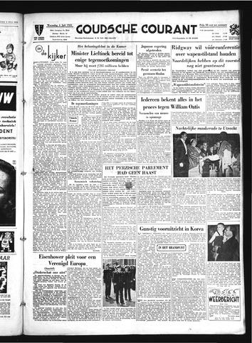 Goudsche Courant 1951-07-04