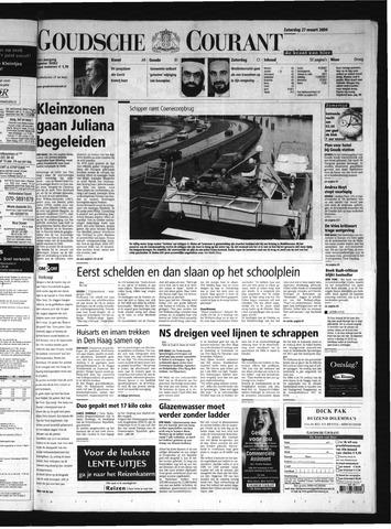 Goudsche Courant 2004-03-27