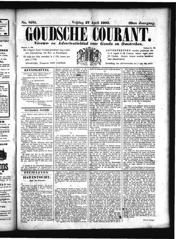 Goudsche Courant 1900-04-27