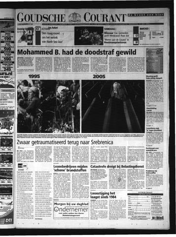 Goudsche Courant 2005-07-11