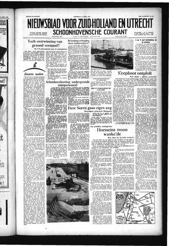 Schoonhovensche Courant 1957-04-17