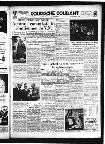 Goudsche Courant 1953-10-05