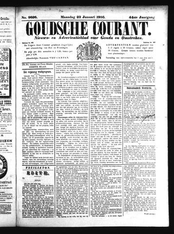 Goudsche Courant 1905-01-23