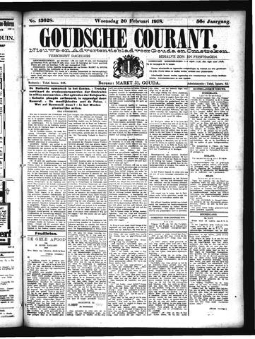 Goudsche Courant 1918-02-20