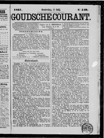 Goudsche Courant 1867-07-04