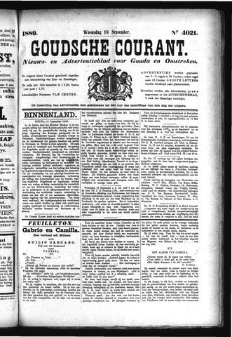 Goudsche Courant 1889-09-18