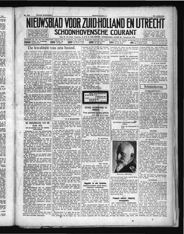 Schoonhovensche Courant 1938-06-24