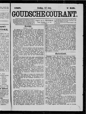Goudsche Courant 1868-07-12