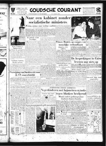 Goudsche Courant 1956-09-07
