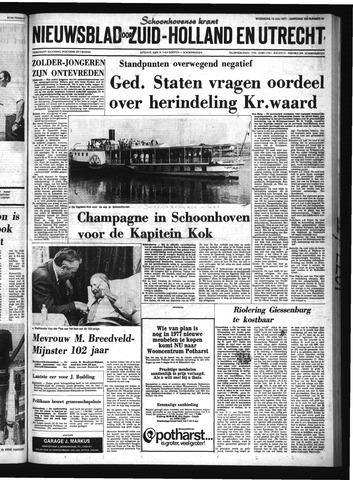 Schoonhovensche Courant 1977-07-13