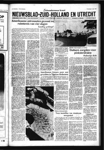 Schoonhovensche Courant 1965-06-09