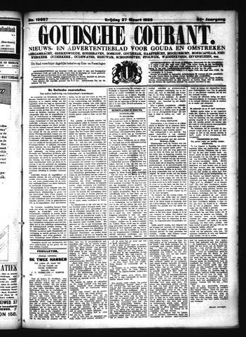 Goudsche Courant 1925-03-27
