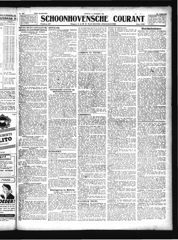 Schoonhovensche Courant 1943-12-21