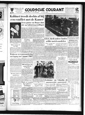 Goudsche Courant 1958-12-04