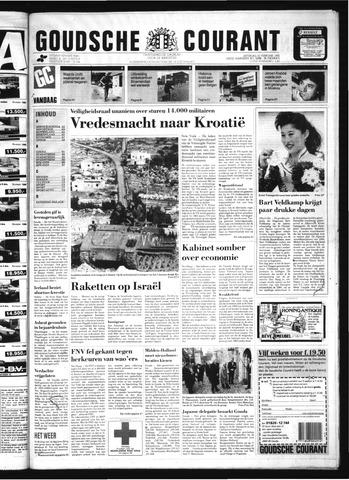 Goudsche Courant 1992-02-22