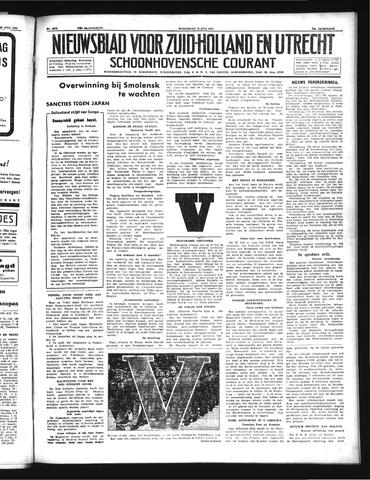 Schoonhovensche Courant 1941-07-30