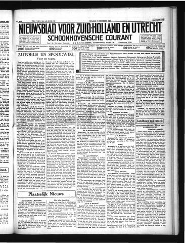 Schoonhovensche Courant 1934-12-07