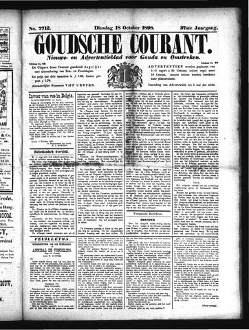 Goudsche Courant 1898-10-18