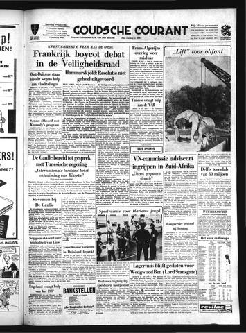 Goudsche Courant 1961-07-29