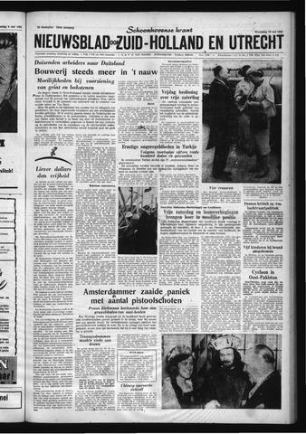 Schoonhovensche Courant 1961-05-10