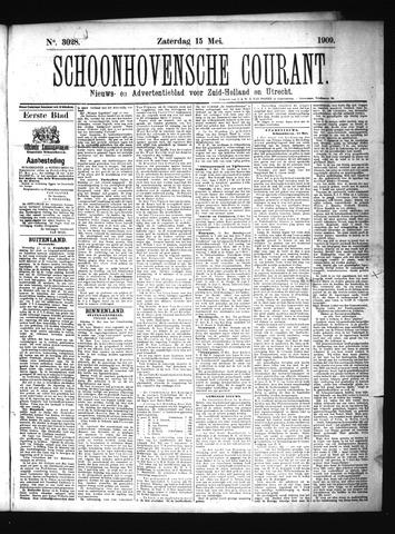 Schoonhovensche Courant 1909-05-15