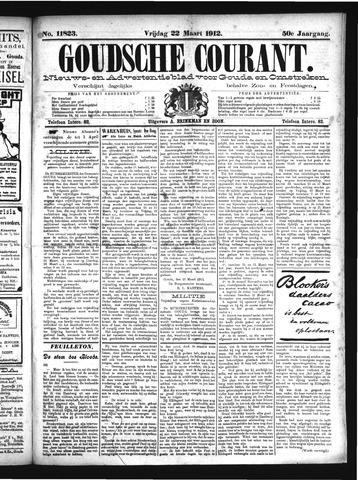 Goudsche Courant 1912-03-22