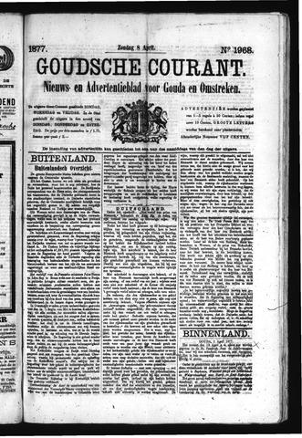 Goudsche Courant 1877-04-08