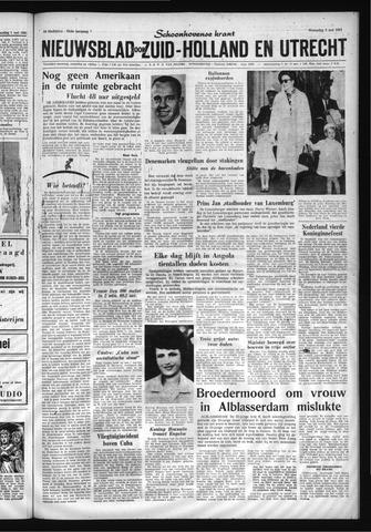 Schoonhovensche Courant 1961-05-03